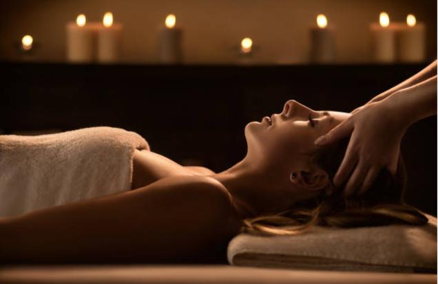 Soins energisants et massages sportifs